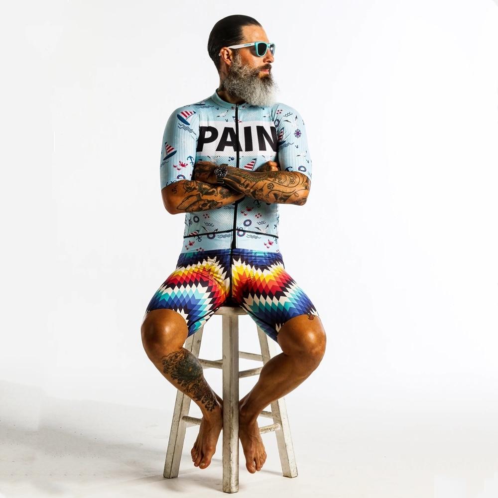 Amor o pian 2020 fietsen kleding bicicleta camisa ropa ciclismo heren fiets zomer pro wielertruien 9d gel almofada fiets shorts mallot