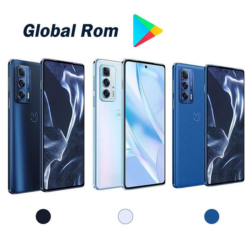 NEW Global Rom Motorola Moto Edge s 20 Pro 5G smartphone Snapdragon 870 108 MP Main Camera 6.7'' OLED 144Hz  NFC Cellphone 8GB enlarge