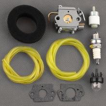 2-cyklu Mini rumpel kultywator gaźnika 31679111 trymer wymiana