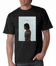 T-Shirt homme manches courtes femmes T-Shirt mort toronnage Norman Reedus T-Shirt