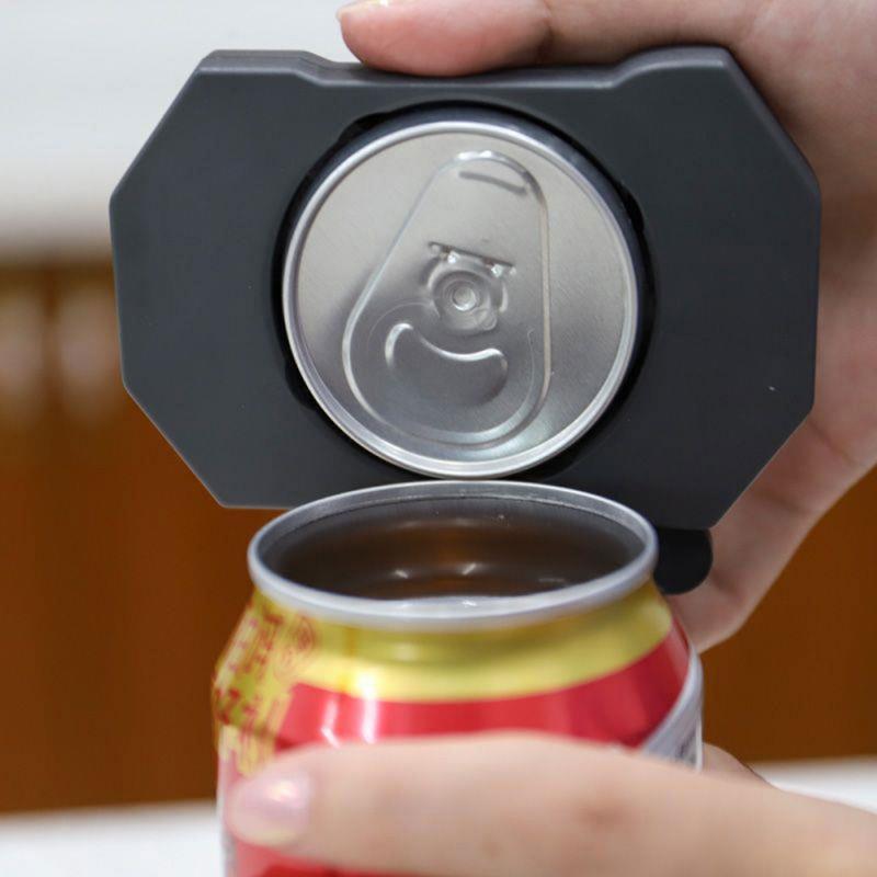 Multifunction go swing abridor de lata poderoso superior drafter enlatado garrafa de bebida rápida abertura e abridor ferramentas acessórios