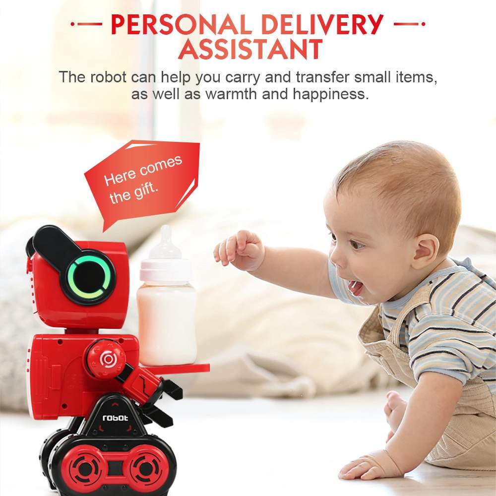 K3 Robot Intelligent Coin Bank Touch Robots Voice Recoding Interactive Robotics Assistant Kids Gifts Artificial Intelligence enlarge