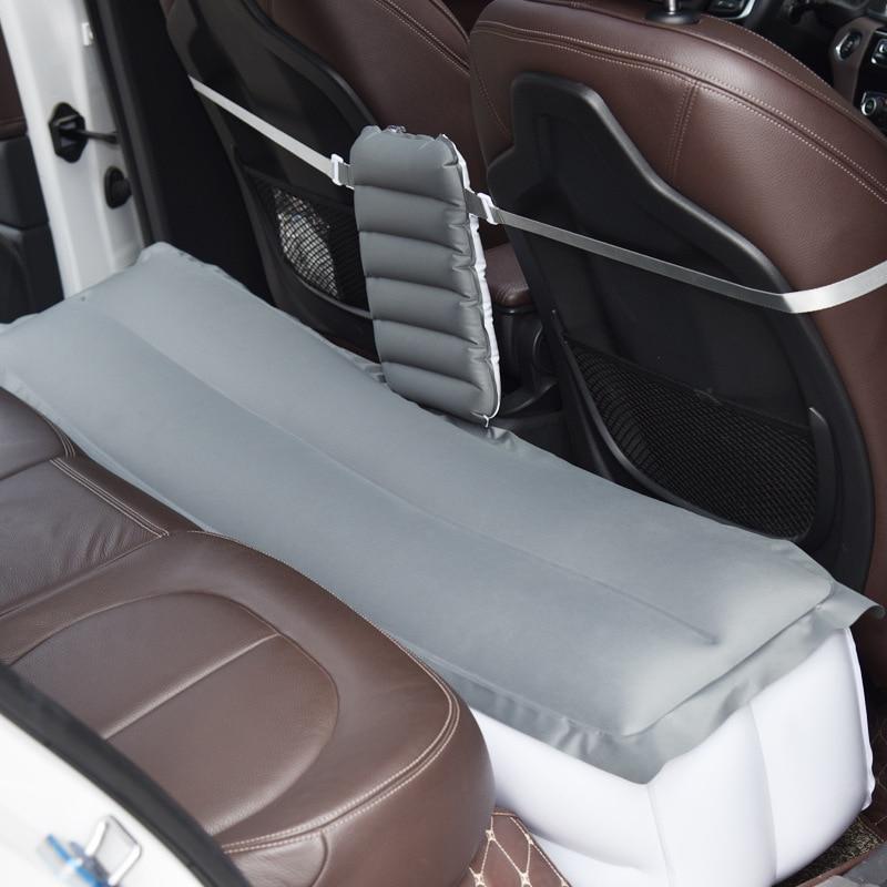 Cama de viaje Para coche, asiento trasero, tumbona inflable, colchón de acampada,...