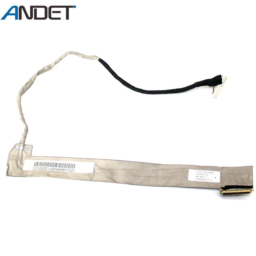 Nuevo Original para Lenovo Y550 LCD LED Cable de Video DC020001J10