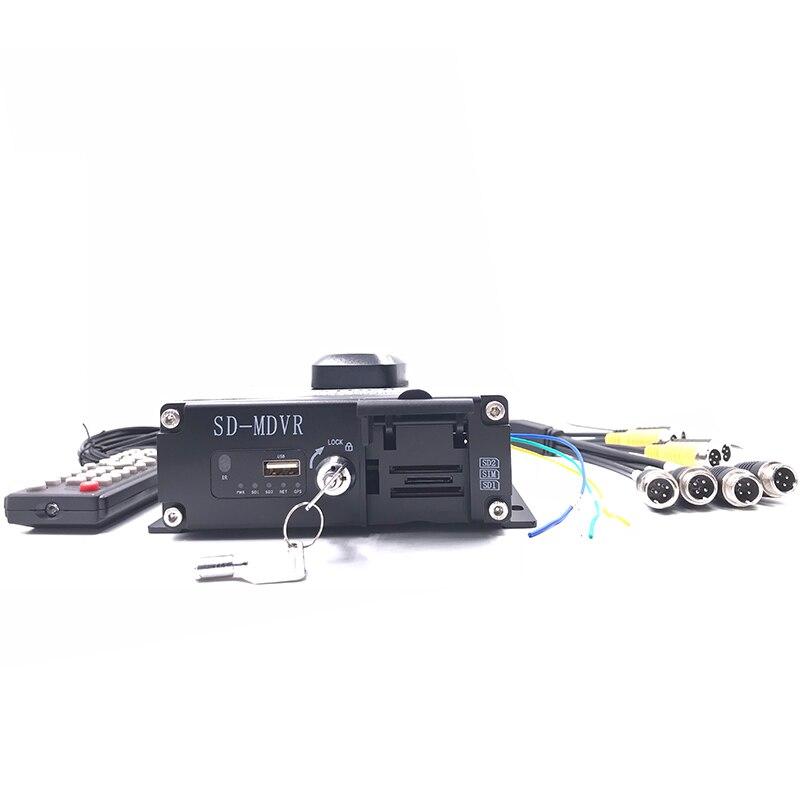 8CH GPS 1080 mdvr dual SD karte lagerung gebaut in super kondensator lokale wiedergabe breite spannung überwachung host