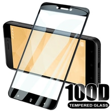 100D Full Protective Glass For Xiaomi Redmi 4X 5A 5 Plus 6 6A 7A Redmi Note 4 4X 5 Pro Tempered Glas