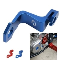 nicecnc atv bracket shifter for yamaha raptor 660 limited edition 700 gytr special edition 700r special edition accessories