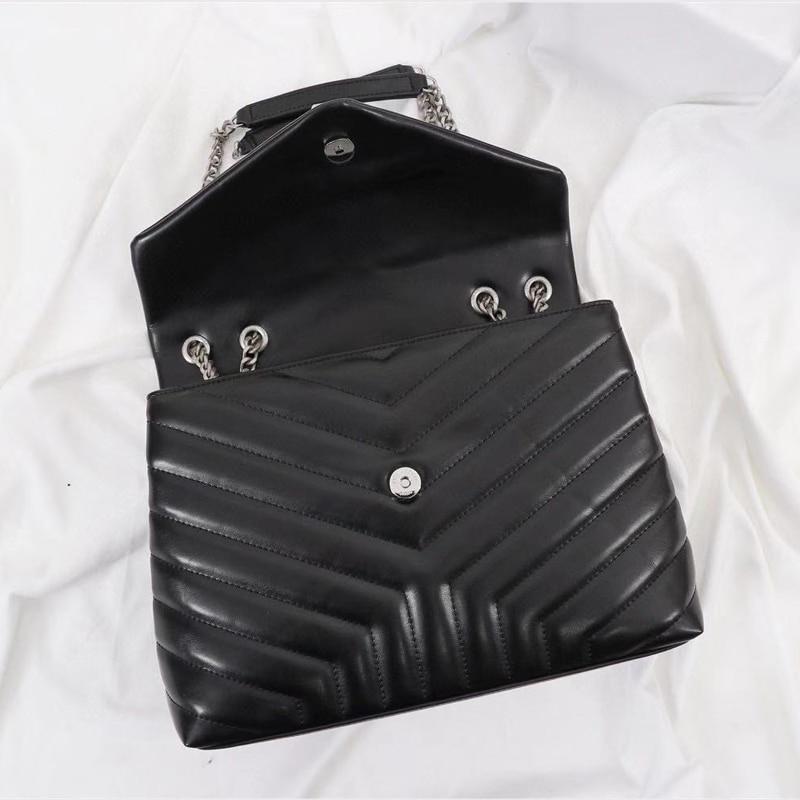 2020new الأصلي جودة الجلد الحقيقي حقيبة يد فاخرة الماركات الشهيرة للمرأة عالية الجودة نمط جديد عصري حقيبة كتف مفردة