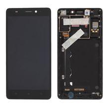 YUEYAO écran LCD pour Lenovo A7000 écran LCD affichage avec écran tactile numériseur assemblée noir