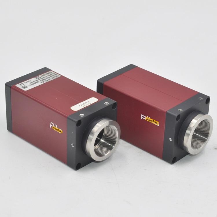 F421B ASG24 industrial monochrome camera 4 million pixels 1394B interface 1pcs enlarge