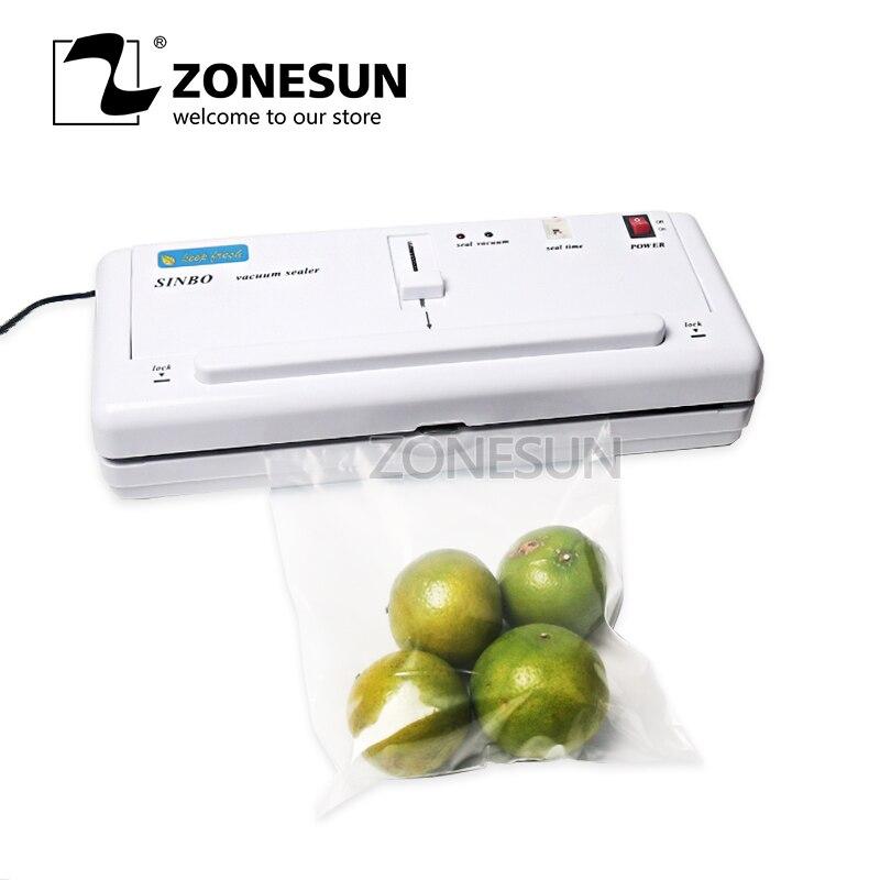 DZ-280 الكهربائية فراغ ماكينة سدادة حرارية تغليف الأطعمة المنزلية السدادات أجهزة مطبخ الغذاء التوقف الحافظ 10 أكياس