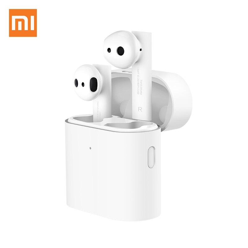 Xiaomi 2 DE AIRE 2S auriculares Bluetooth Mi Bluetooth 5,0 TWS Binaural auriculares cierto auricular inalámbrico AirDots Pro 2