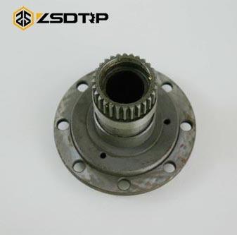 ZSDTRP عجلة بدفع خلفي مستديرة n جير شل M72 K750 قطع الغيار للدرجة النارية عجلة بدفع خلفي محور الحافات
