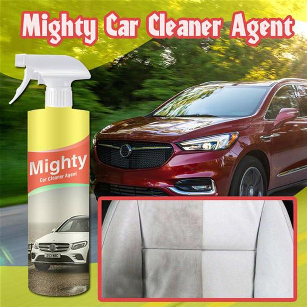 Средства по уходу за автомобилем Mighty glass Cleaner Анти-туман агент Спрей очиститель окна автомобиля Windshie удалить пыль и грязь автомойка