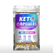Minch Ketone Capsules Fat Burner Keto Weight Loss Products Slimming Supplement Natural Suppress Appe