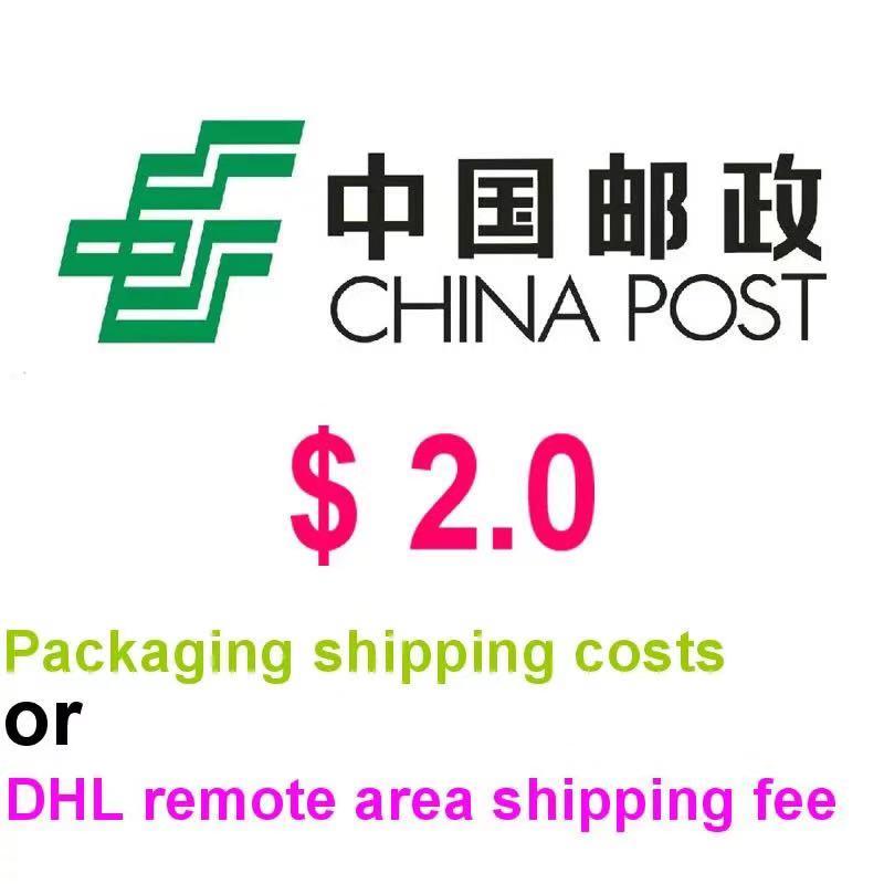 ¡El envío cuesta $2,0 USD! Enlace especial para la caja original no se vende por separado, DHL/UPS/FedEx/EMS tarifa de envío por área remota adicional