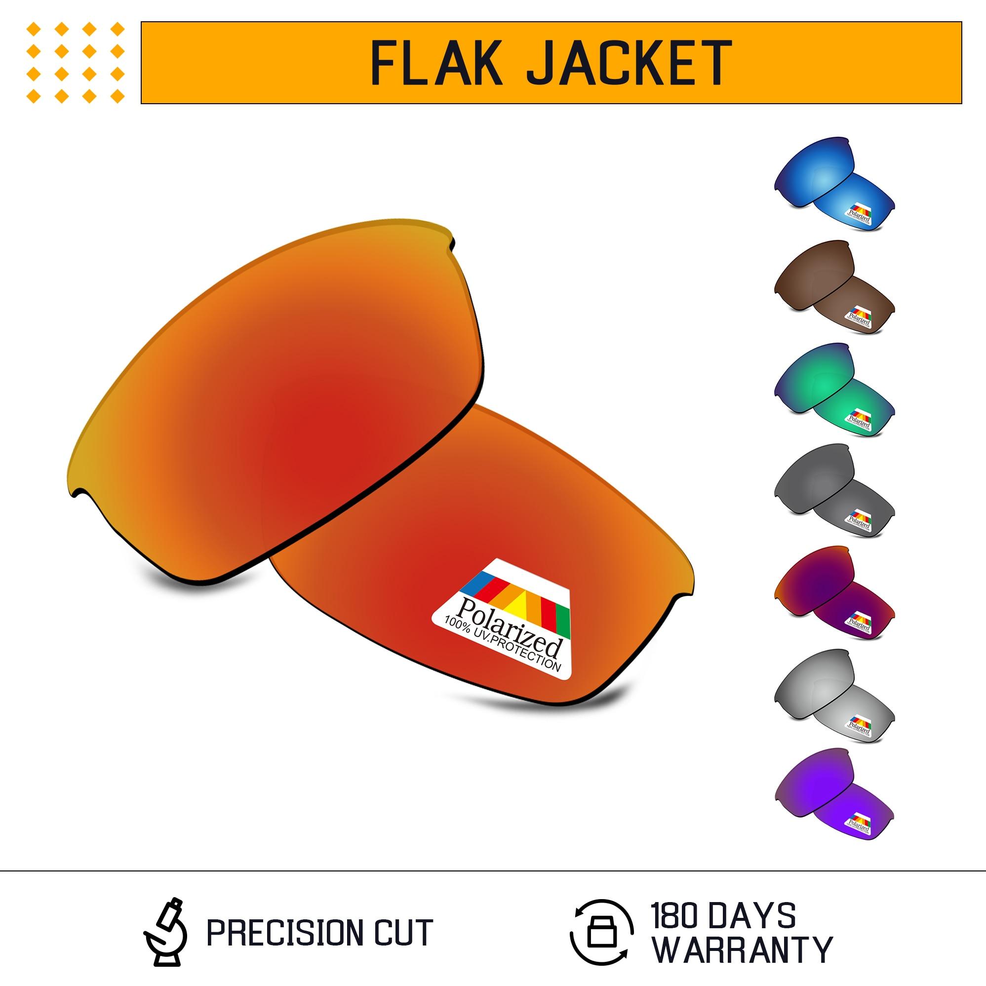 Bwake поляризованные Сменные линзы для-солнцезащитные очки Oakley Бронежилет солнечные очки к куртке оправе со светло-несколько вариантов