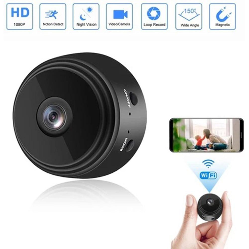 Network Wifi Camera 2MP Baby Monitor A9 Mini Camera 1080P HD Motion Sensor WiFi IP Camera Home Security Camera DVR