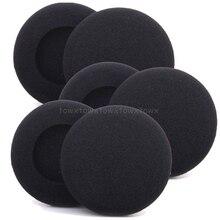 10 pièces 50mm doux éponge bandeau casque coussin casque couverture remplacement S11 19 livraison directe