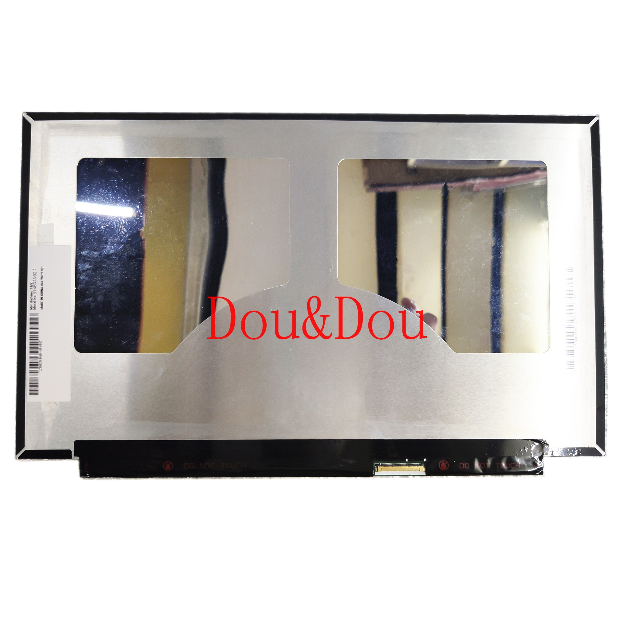 B140qan02.0 b140qan02.3 14.0 display laptop tela lcd do portátil 2560*1440 edp 40 pinos não-toque
