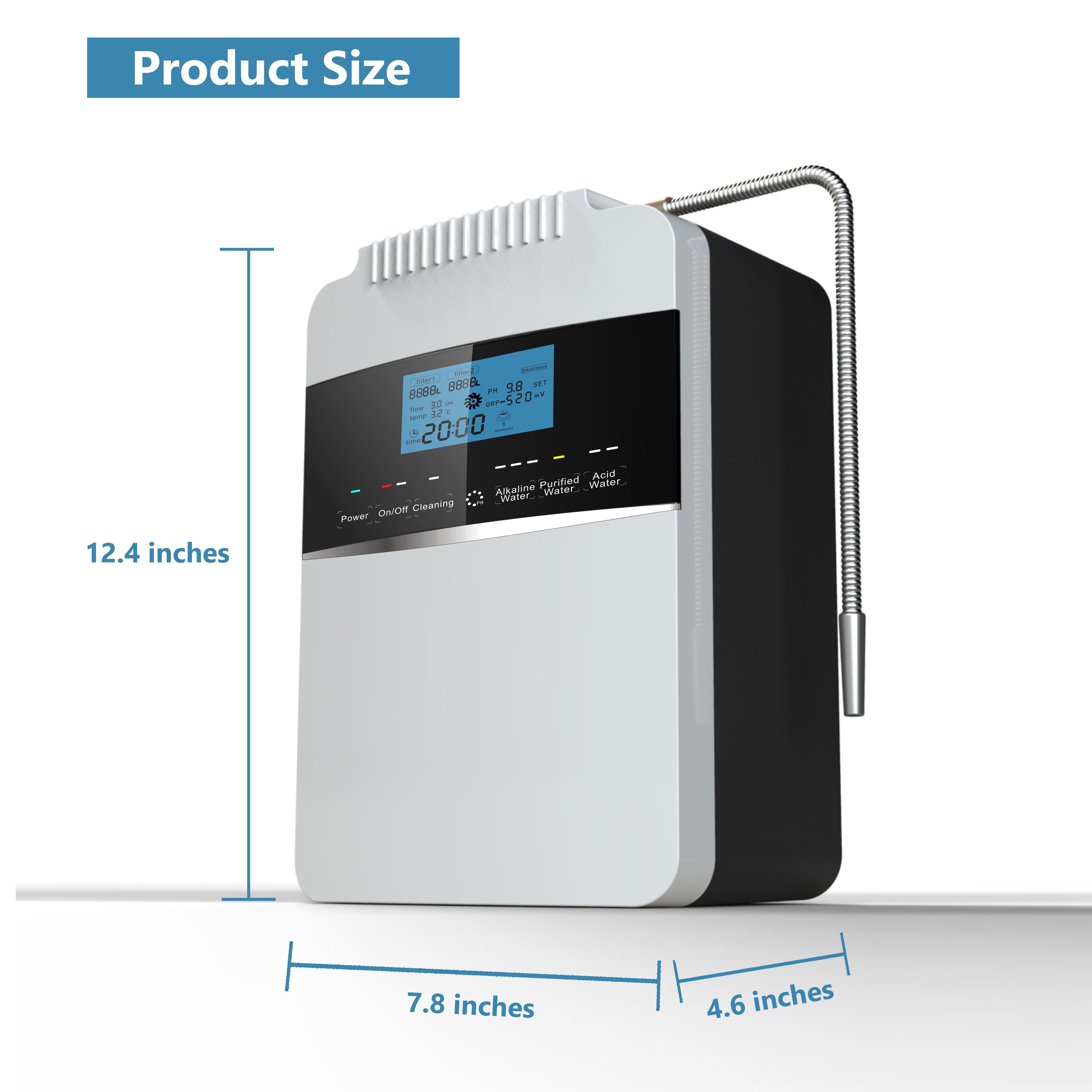 EHM 929 Alkline Machine Alkaline Water Ionizer enlarge