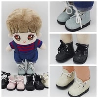 4 52 5cm canvas shoes for dolls cool fashion mini shoes doll shoes for diy handmade doll baby doll accessories sneakers