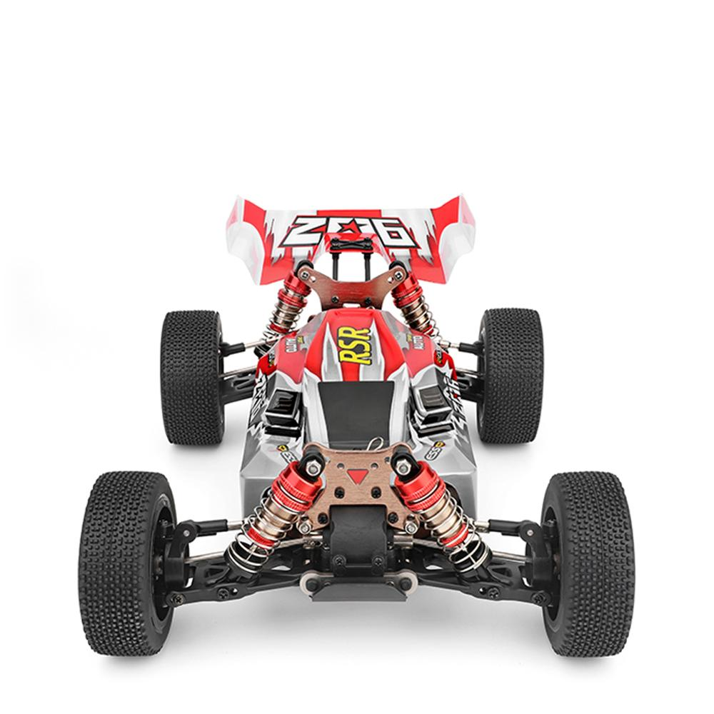WLToys RC Car 144001 2.4G Racing RC Car 70KM/H 4WD Electric High Speed Off-Road Drift Remote Control Car truck Toy For Children enlarge