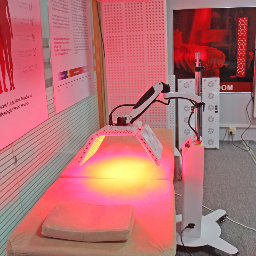 Good Effect PDT led light led facial device red light therapy