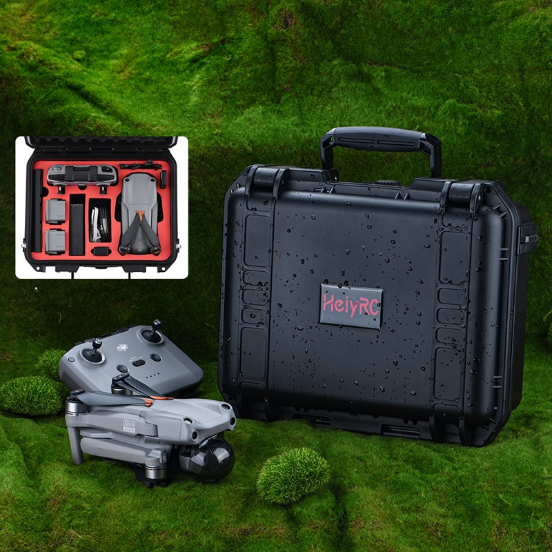 Waterproof Hard Carrying Case Compatible For DJI  Mavic Air 2 Air 2S Drone Accessories enlarge
