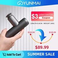 Ansu Fati Endorsement Extra Mini YUNMAI Official Massage Fascia Gun Smart Muscle Massage Deep Relaxation Massager Muscle Relief