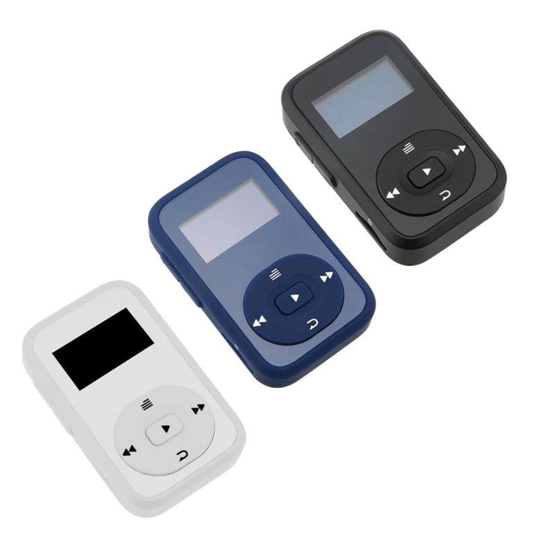 X26 esporte bluetooth mp3 music player embutido 8 gb de memória com clipe design oled tela lossless som ótimo desempenho ruizu