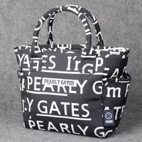 fashion women bags golf ball handbag environmental protection canvas composite
