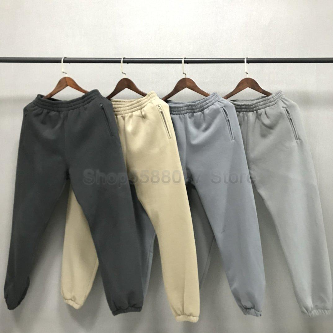 Kanye West Season 6 Trousers Streetwear Hip Hop Sports Pencil Pants Joggers Trousers For Men Women Casual Sweatpants Pants