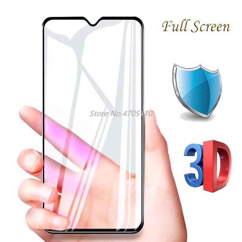 Tmpered Vidro 3D Cobertura Completa Caso Para Oukitel C15 Pro Protetor de Tela Película Protetora HD 9H Para Oukitel C15 pro Vidro Temperado