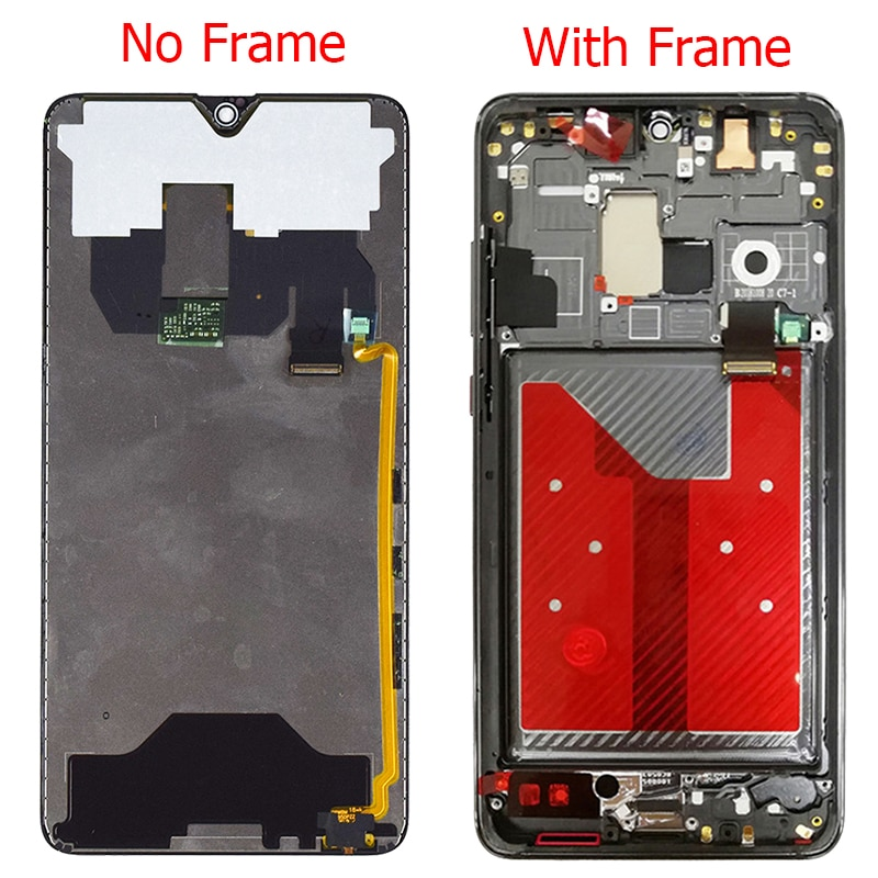 For HUAWEI Mate 20 LCD Super Amoled 6.53
