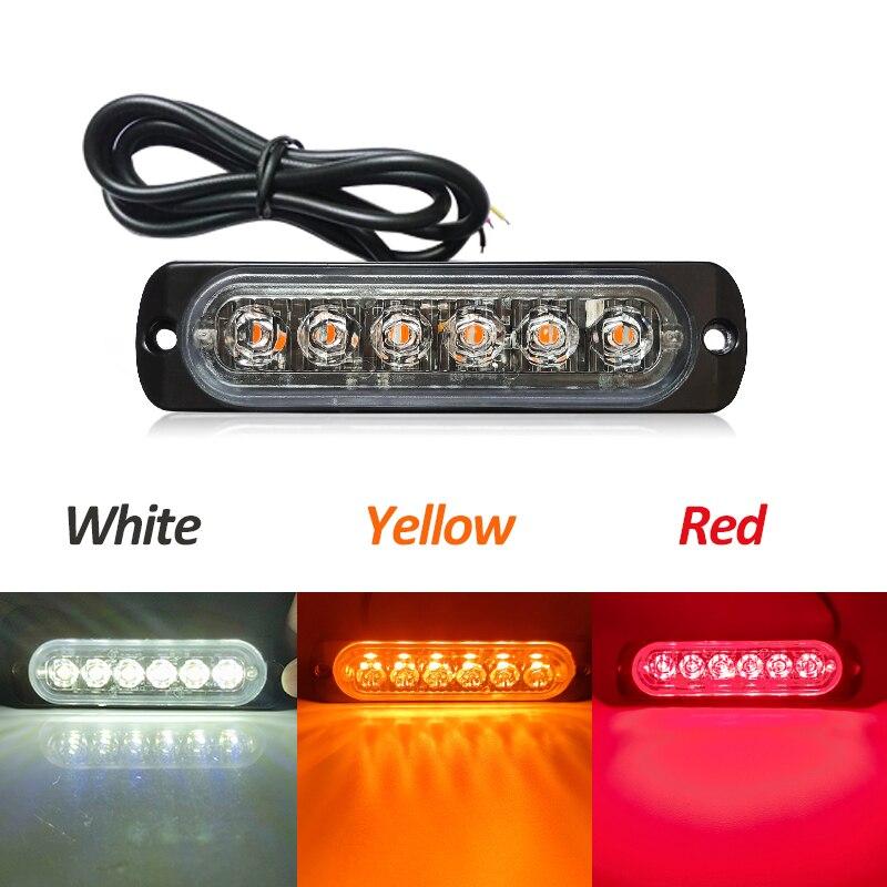 Светодиодный аварийный свет для автомобиля, мигающий фсветильник для пожарной службы, полиции, скорой помощи, полиции, стробоскоп, Предупре...