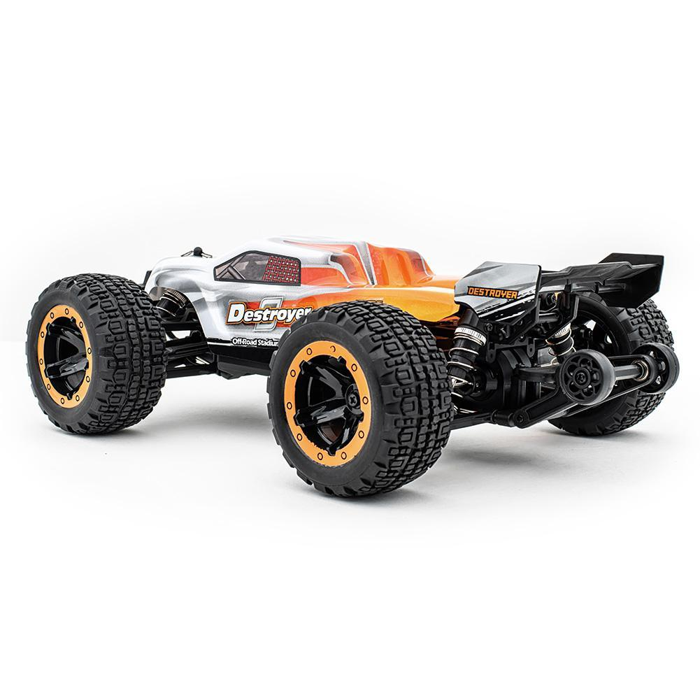 HBX 1/16 16890 RC Car 2.4G Brushless Motor High Speed 45KM/H Big Foot Vehicle Models Truck RC Racing Car Toys For Childrens enlarge