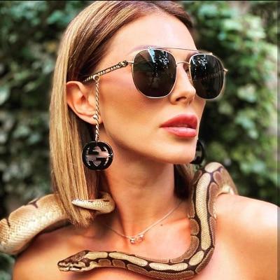 2020 Shield Sunglasses Women Brand Designer Mirror Retro Sun Glasses For Women Luxury Vintage Sungla