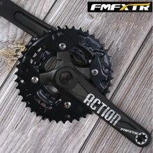 FMFXTR 170mm pédalier de vélo 104/64BCD 3X10s Triple vitesse vtt vélo manivelle VTT pièces accessoires