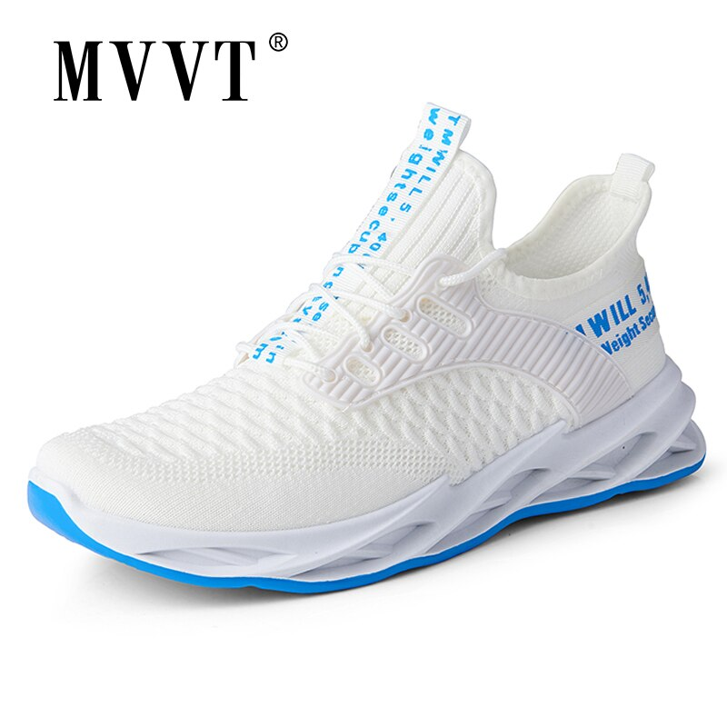 Hot Sale Men Running Shoes Cool Breathable Sneakers Men Summer Sport Shoes For Walking Urban Mesh Jogging Shoes