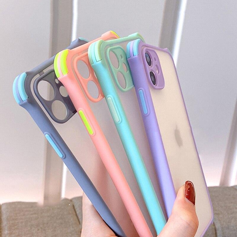 Mate funda de teléfono para Xiaomi Redmi K20 Nota 8 8T 9T 9S CC9 A3 Lite CC9E 9A 9C Pro Max 10X 4G 8A PRIME 10 Ulira caso transparente