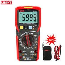 UNI-T UT89X UT89XD profesjonalny multimetr cyfrowy true rms NCV 20A prąd woltomierz ac dc pojemność tester rezystancji