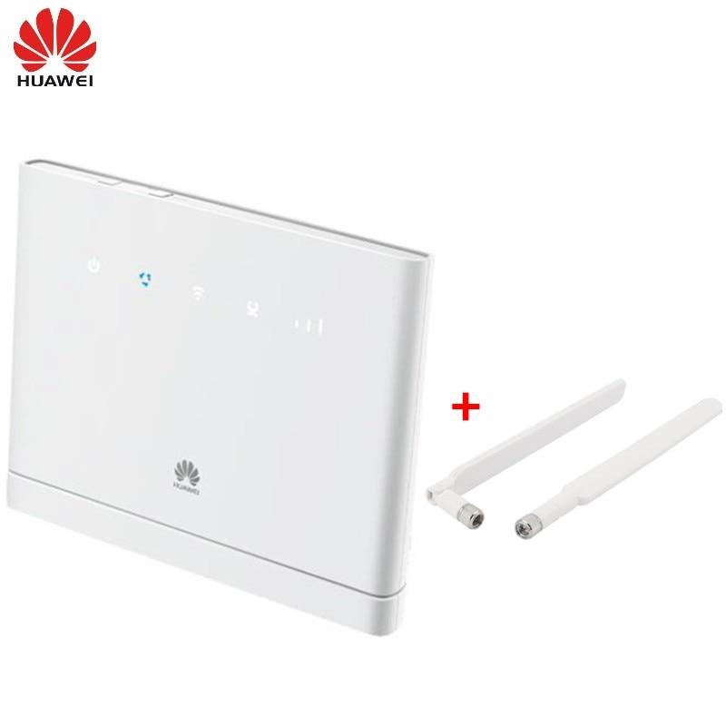 غير مقفلة هواوي B315 B315s-936 LTE 4G CPE راوتر الفئة 4 موبايل هوت سبوت هوت سبوت 4g سيم بطاقة راوتر دعم 4G الفرقة 1/3/40/41