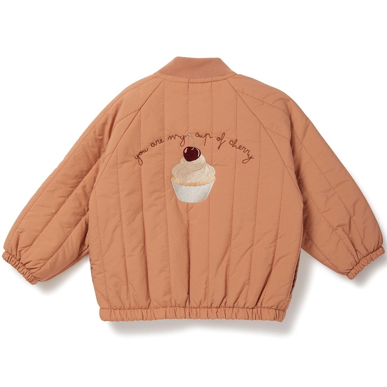 2021 New Winter KS Brand Baby Girls Cotton Jacket for Boys Cute Print Warm Coat Kids Toddler Fashion