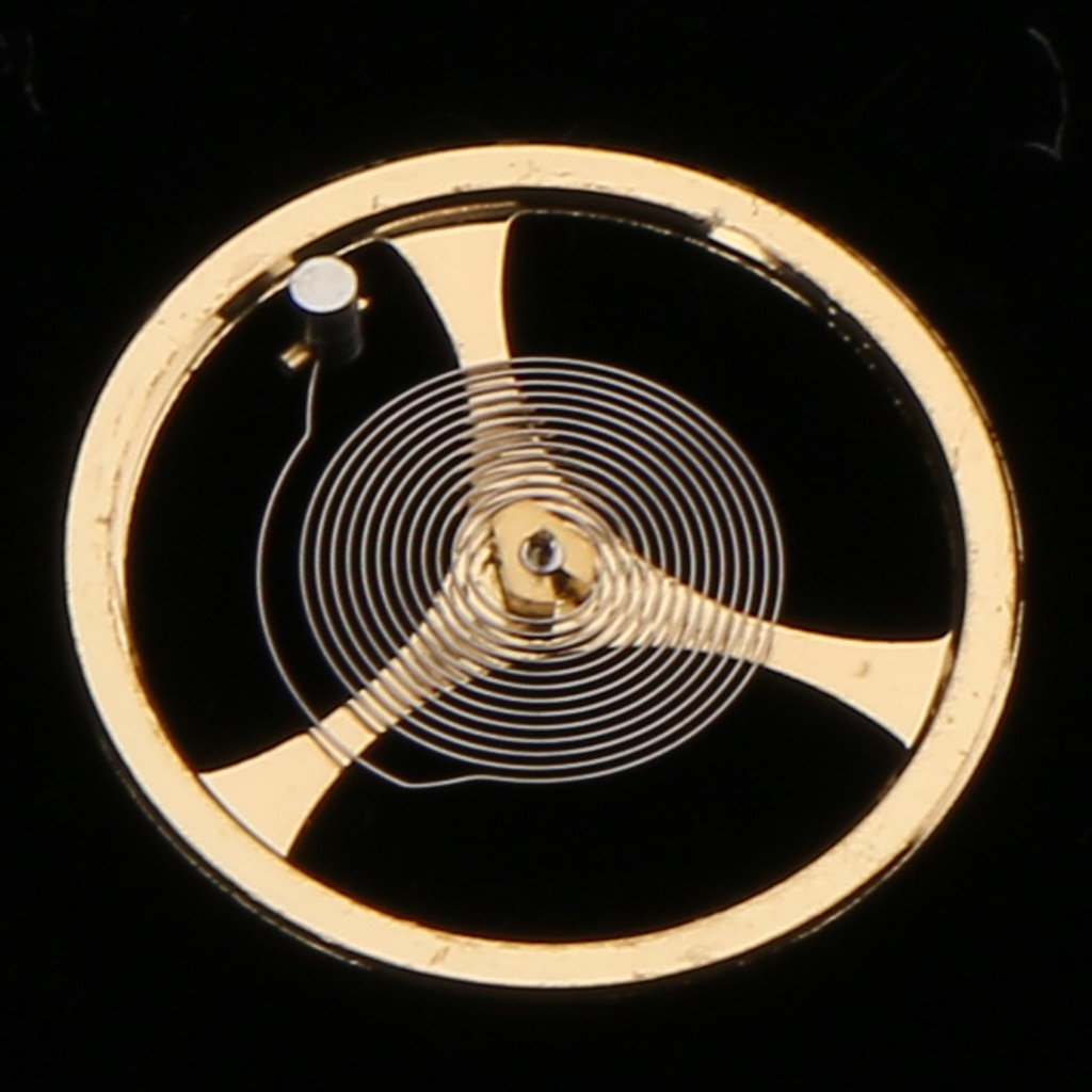 Reloj de equilibrio, rueda de resorte 46941 46943, accesorio de reloj de movimiento