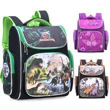 Children Bag Cute Cartoon Dinosaur Kids Bags Kindergarten Preschool Backpack for Boys Girls Baby Sch