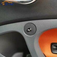 Для Mercedes Smart Fortwo 453 2015 2020 автомобильный зажим для автомобиля, крючки, станок и многофункциональная стойка для хранения украшений аксессуары для автомобильного интерьера