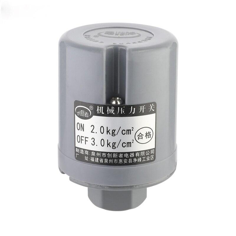 Автоматический переключатель давления водяного насоса с наружной резьбой 12,5 мм используется для контроллера давления насоса бустера для н...