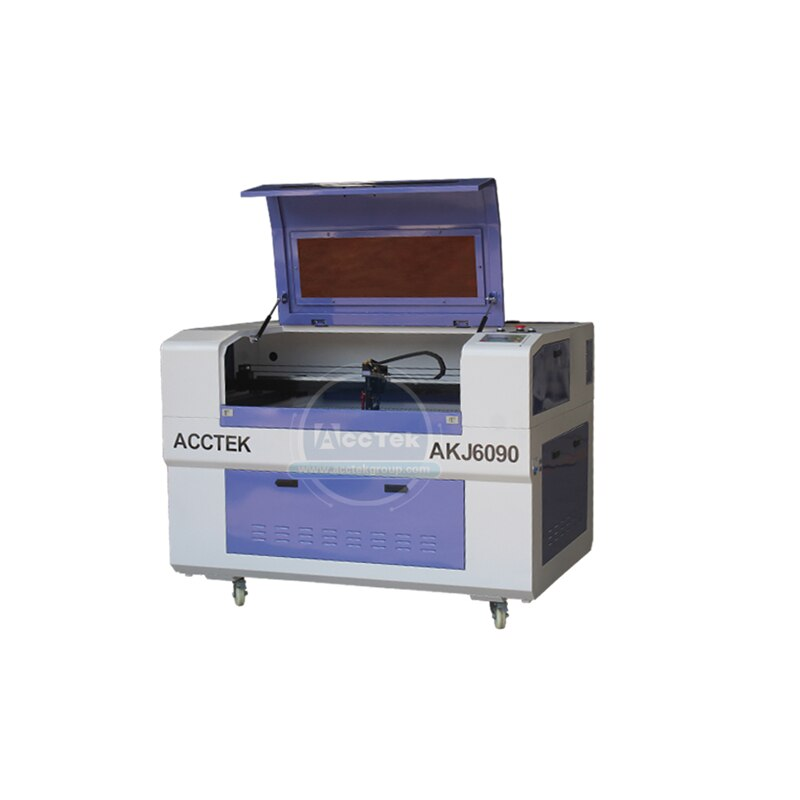 AKJ9060 6090, máquina de marcado láser co2, máquina de grabado láser, máquina de corte láser no metálico