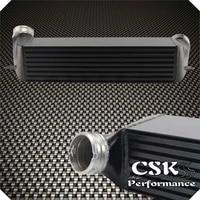 fmic tuning high performance intercooler fits for 2007 2013 bmw e90 335i 335xi 135i n54 n55 black silver